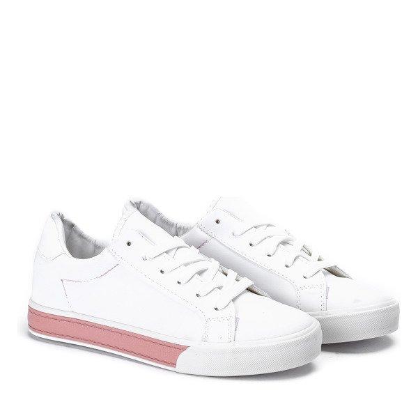 5a88f3a6 ... sportowe buty ze skóry ekologicznej Elia - Obuwie Kliknij, aby  powiększyć ...