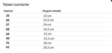 Biało-niebieskie trampki z gwiazdką - Obuwie
