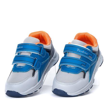 Buty sportowe chłopięce w kolorze szarym Getafe - Obuwie
