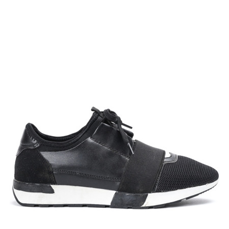 Czarne sportowe buty Jomix - Obuwie