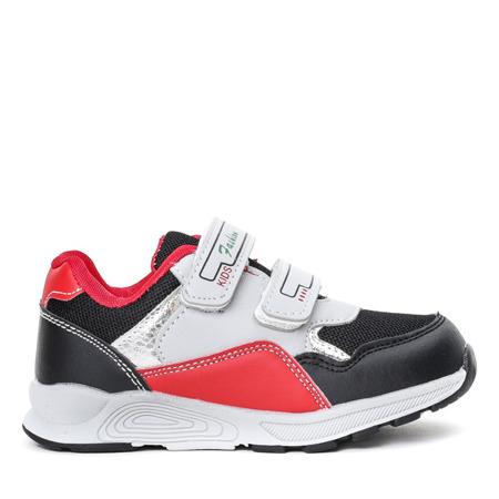 Czarne sportowe buty chłopięce Noro - Obuwie