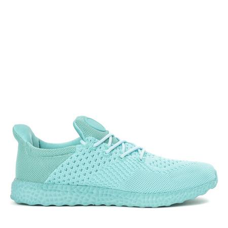 Sportowe buty damskie w kolorze niebieskim Lianna - Obuwie