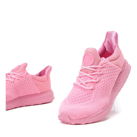 Sportowe buty damskie w kolorze różowym Lianna - Obuwie