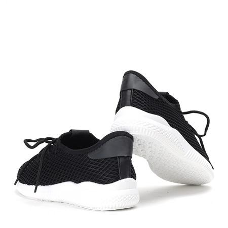 Sportowe buty w kolorze czarnym Kaylee - Obuwie