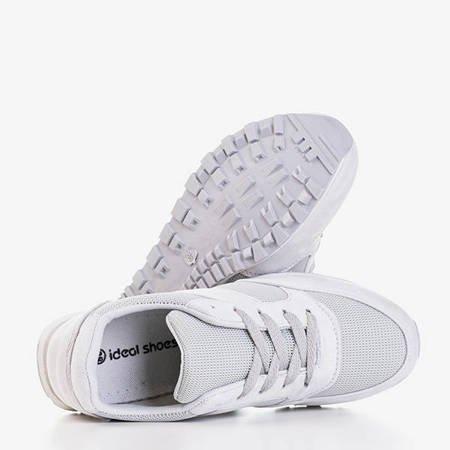 Szare buty sportowe Fantazi - Obuwie