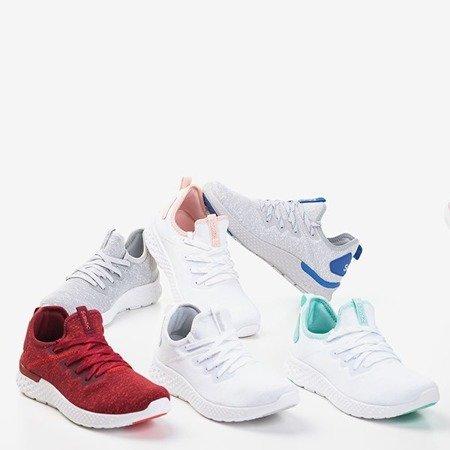 Szare sportowe buty damskie Toledo - Obuwie